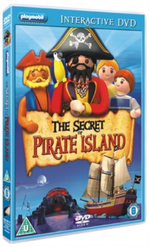 Playmobil - The Secret of Pirate Island, DVD
