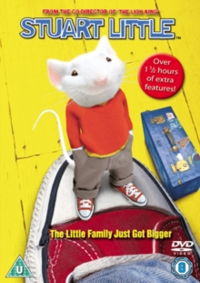 Stuart Little, DVD