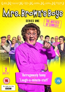 Mrs Brown's Boys: Series 1, DVD