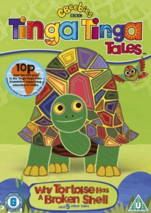 Tinga Tinga Tales: Why Tortoise Has a Broken Shell, DVD  DVD