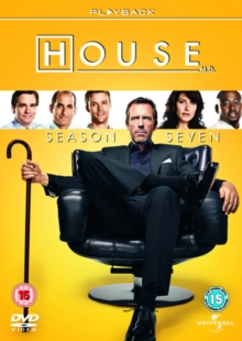 House: Season 7, DVD
