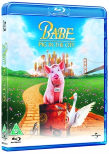 Babe: Pig in the City, Blu-ray