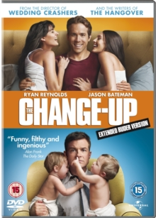 The Change-up, DVD