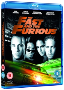 The Fast and the Furious, Blu-ray