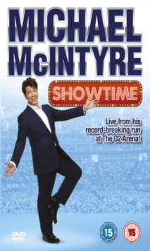 Michael McIntyre: Showtime Live, DVD