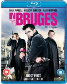 In Bruges, Blu-ray