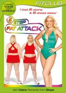 5 Step Fat Attack With Claire Richards from Steps, DVD