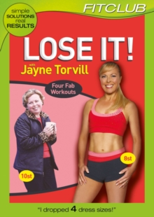 Lose It! - Jayne Torvill, DVD