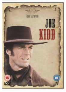 Joe Kidd, DVD