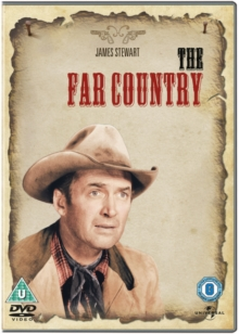 The Far Country, DVD