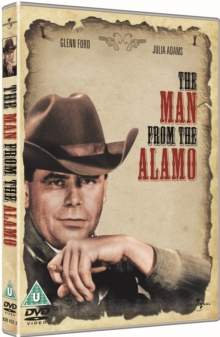 The Man from the Alamo, DVD