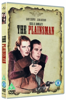 The Plainsman, DVD