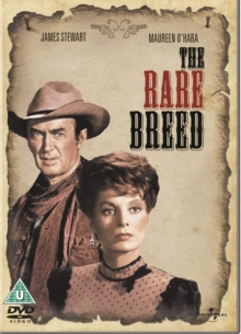 The Rare Breed, DVD DVD