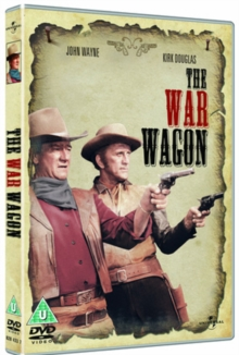 The War Wagon, DVD DVD