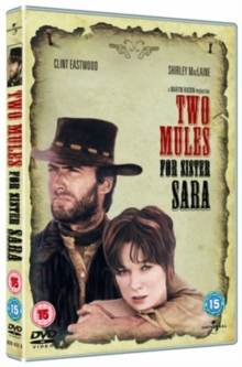Two Mules for Sister Sara, DVD