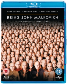 Being John Malkovich, Blu-ray