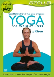 Yoga for Weight Loss By Kisen, DVD