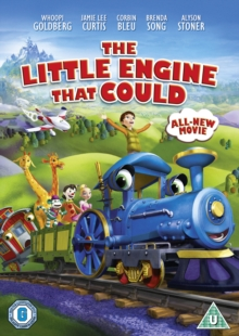 The Little Engine That Could, DVD