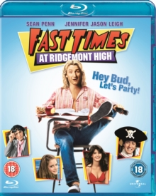 Fast Times at Ridgemont High, Blu-ray  BluRay