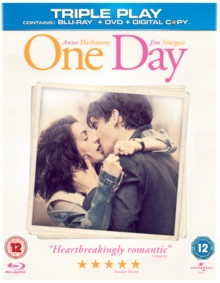 One Day, Blu-ray