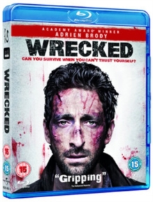 Wrecked, Blu-ray