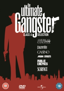 Ultimate Gangster Collection, DVD