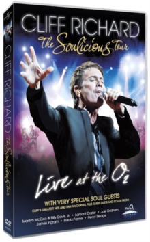 Cliff Richard: The Soulicious Tour, DVD