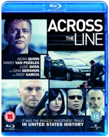 Across the Line - The Exodus of Charlie Wright, Blu-ray