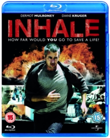 Inhale, Blu-ray