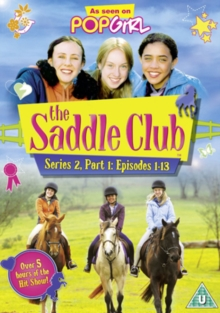 The Saddle Club: Series 2 - Part 1, DVD