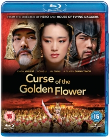 Curse of the Golden Flower, Blu-ray