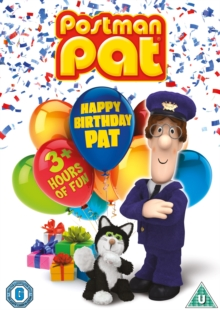 Postman Pat: Happy Birthday Postman Pat, DVD