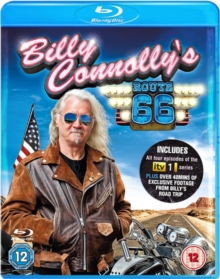 Billy Connolly's Route 66, Blu-ray