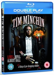 Tim Minchin and the Heritage Orchestra: Live at the Royal..., Blu-ray
