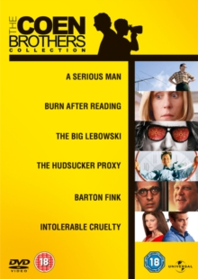 The Coen Brothers Collection, DVD
