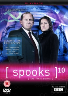 Spooks: The Complete Season 10, DVD