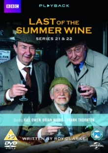 Last of the Summer Wine: The Complete Series 21 and 22, DVD