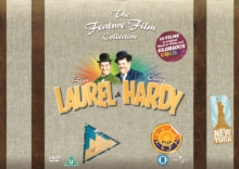 Laurel and Hardy: The Feature Film Collection, DVD  DVD