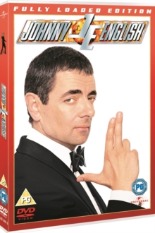 Johnny English, DVD