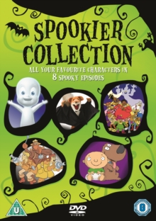 Spooky Collection: Volume 2, DVD