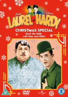 Laurel and Hardy: Christmas Special, DVD