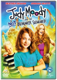 Judy Moody and the Not Bummer Summer, DVD
