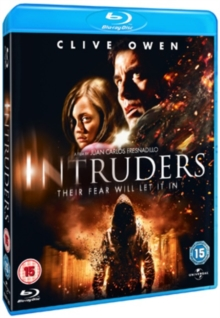 Intruders, Blu-ray