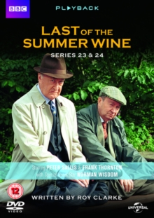 Last of the Summer Wine: The Complete Series 23 and 24, DVD