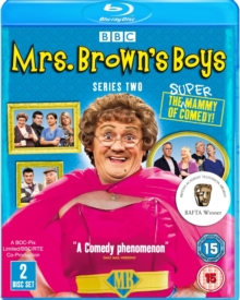 Mrs Brown's Boys: Series 2, Blu-ray