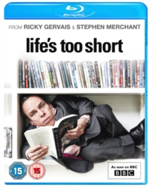 Life's Too Short: Series One, Blu-ray