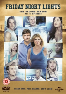 Friday Night Lights: Series 2, DVD