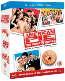 American Pie: The Threesome, Blu-ray