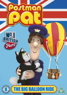 Postman Pat: The Big Balloon Ride, DVD