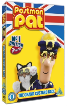 Postman Pat: The Grand Custard Race, DVD